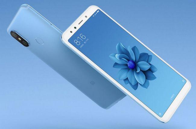 Xiaomi : Le Mi 6X est maintenant officiel !