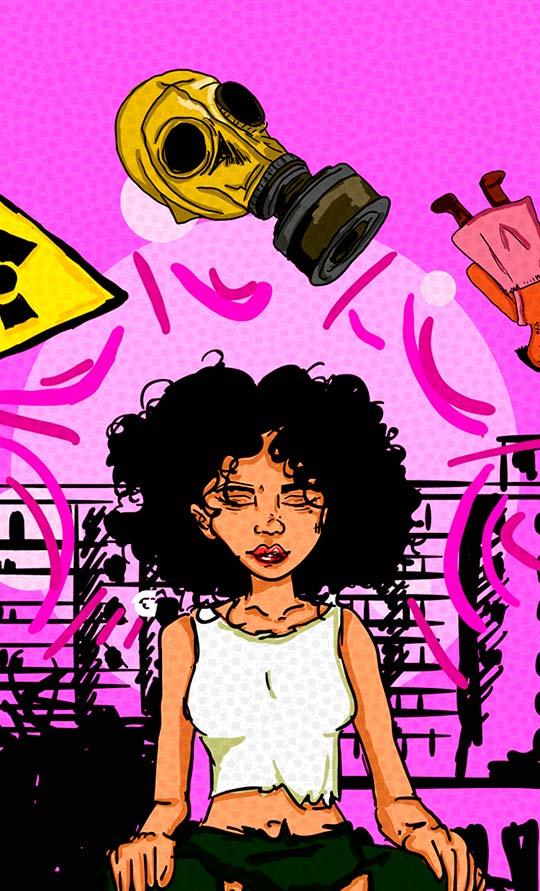 Ilustración de Georgina Carbajal