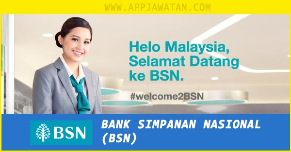 Temuduga Terbuka di Bank Simpanan Nasional (BSN)