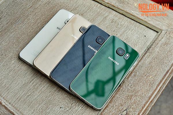 Samsung Galaxy s6 cũ hút khách khi Samsung s7 ra mắt