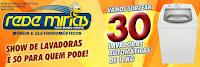 Promoção Rede Minas Show de Lavadoras