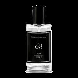 FM 68 PURE fragrâncias masculinas