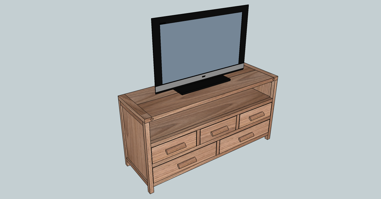 Ideas para carpinteria y muebles - Ideas mueble tv ...