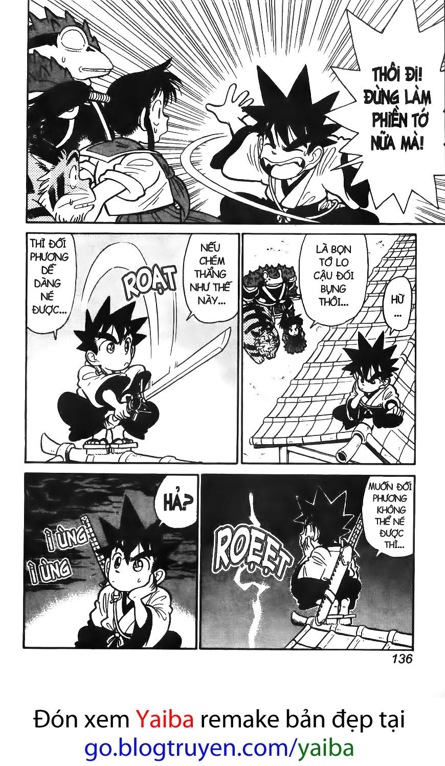 Yaiba chap 47 trang 9