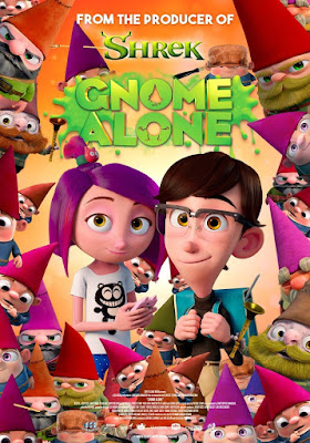 Gnome Alone Movie Poster 4