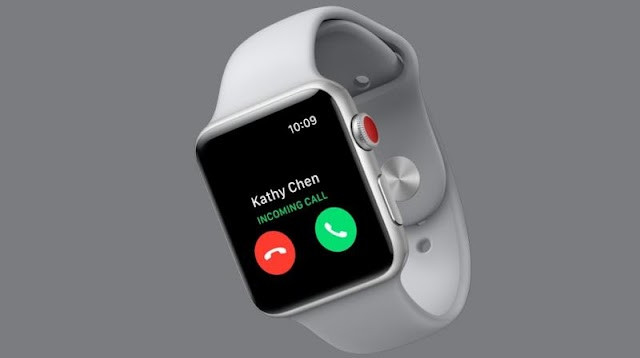 Apple Watch Series 3 Boosts Verizon's Growth, As The Smartwatch Now Available In Four More Countries