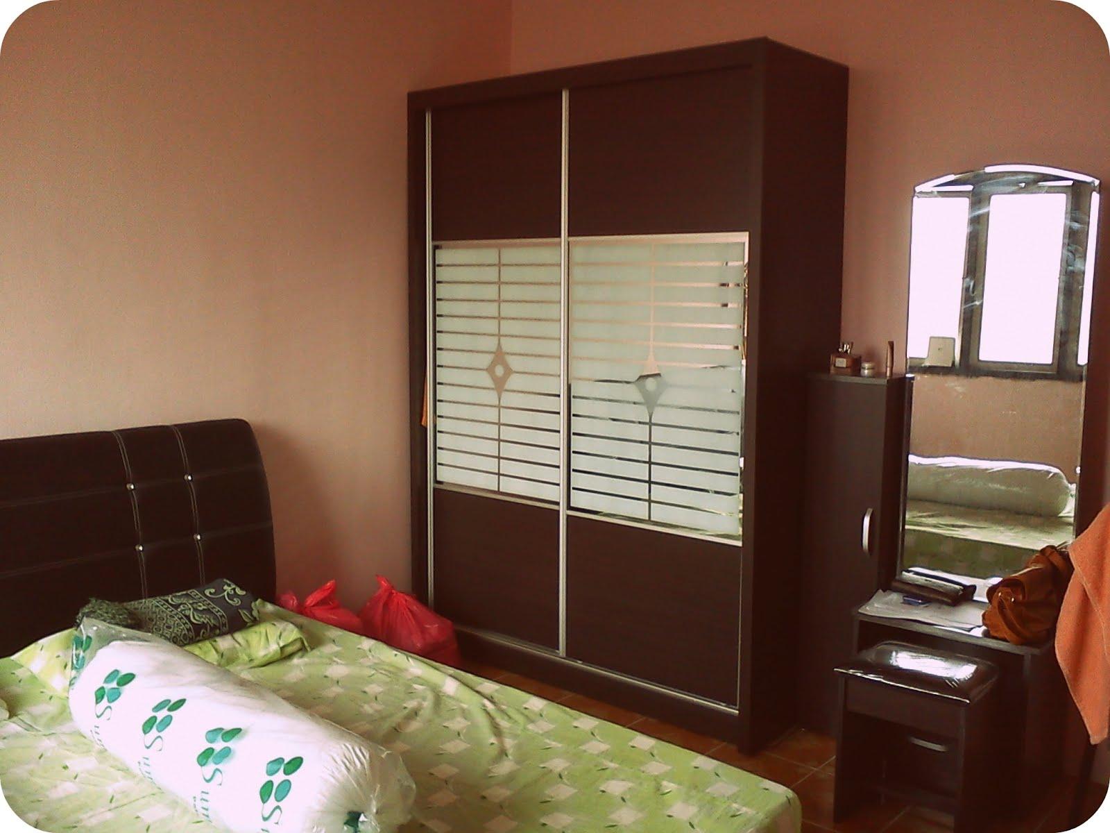 Bila Puan Amira Bercerita Set Katil Baru Utk Pengantin Bedroom Furniture Tidur Tilam Bilik
