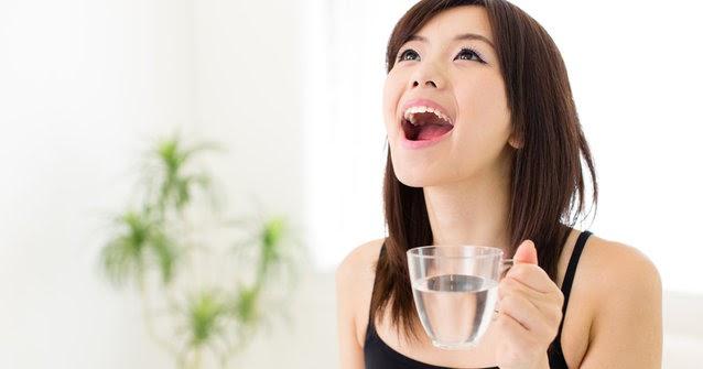 Manfaat Kumur Air Garam Hangat Untuk Radang Tenggorokan