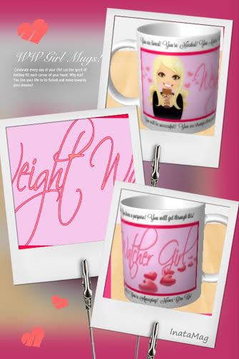 WW Girl Mugs - Better than Ever! -SOLD OUT