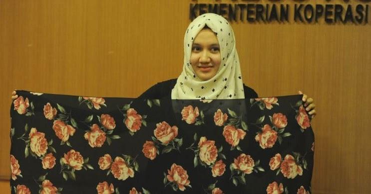 Gadis Cantik Ini Sukses Bisnis Hijab, Bermodal Uang Jajan ...
