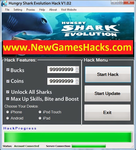 Hungry Shark Evolution Cheats For iOS & Android with No Survey         ~          New Games Hacks & Releases | iPhone Games Cheats | Android Games Hack Tools