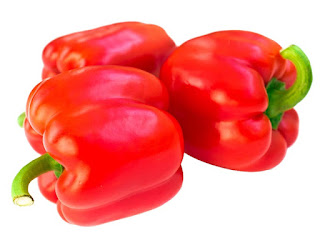 Sweet Pepper Fruit Pictures
