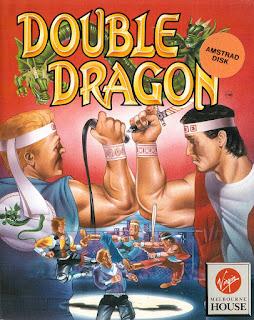 Portada videojuego Double Dragon