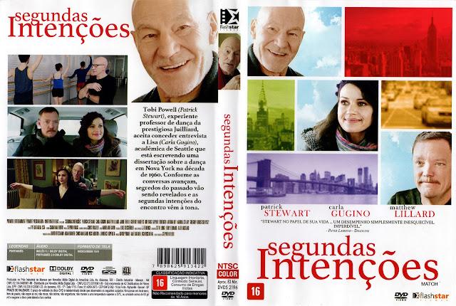 Capa DVD Segundas Intenções (Oficial)