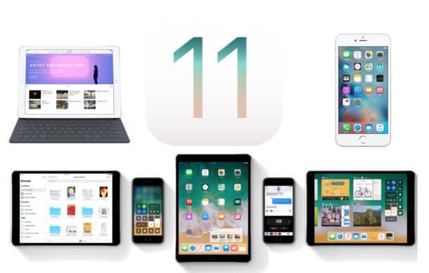 كيفية تحديث وتثبيت iOS 11 علي ايفون وايباد