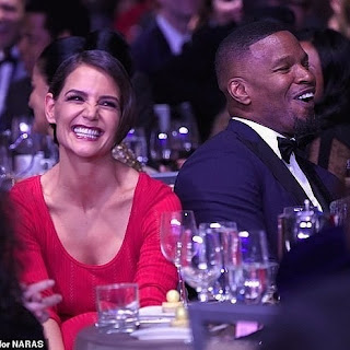 Katie Holmes and Jamie Foxx are getting married!