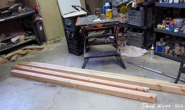 plans to make a workbench