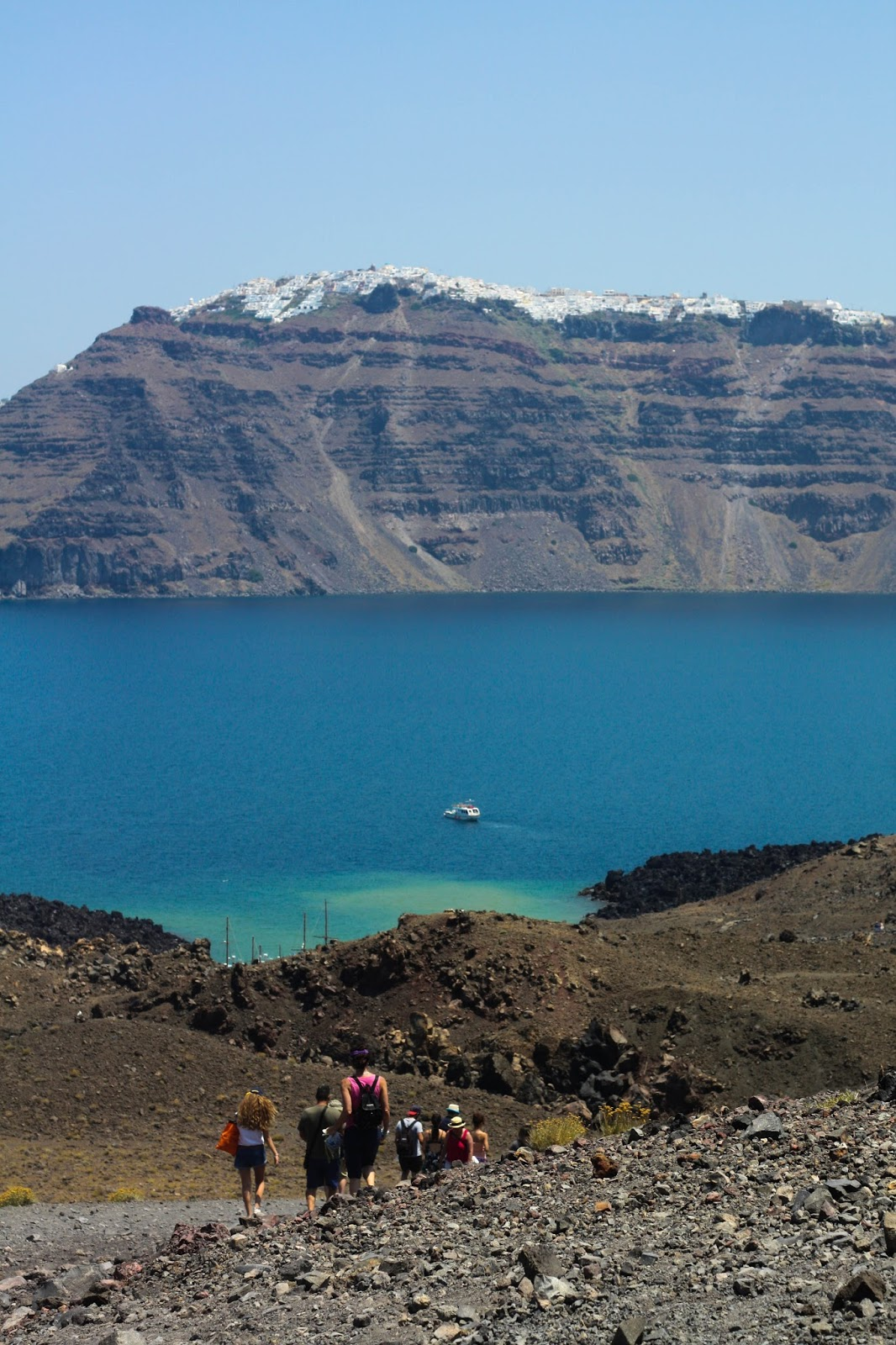 Santorini: The Volcano