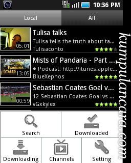 Download Video Youtube dari Phone Android
