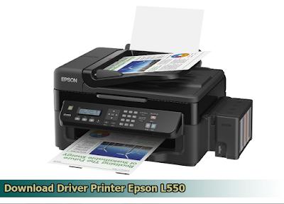 epson l550 Driver Printer download, epson l550 scanner software download,  epson l550 printer and scanner driver download