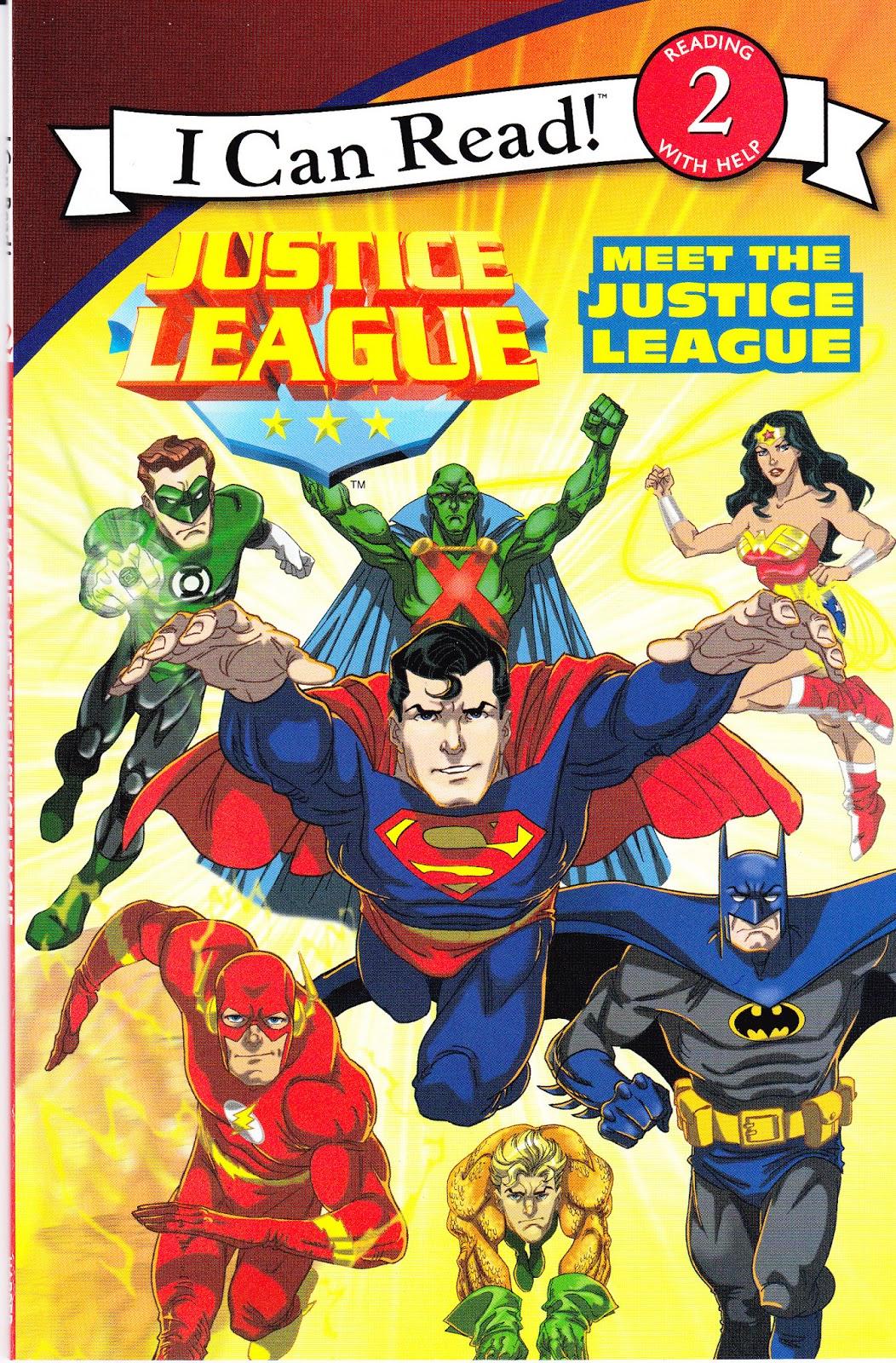 comics medium links and more: kid-friendly origin of the justice league