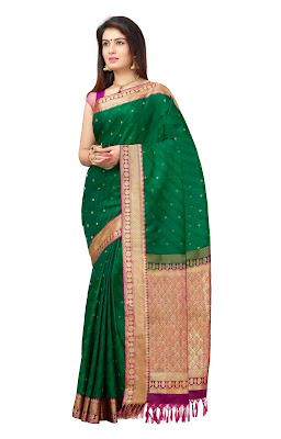 RMKV Latest Silk Sarees Collection
