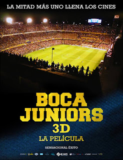 Boca Juniors 3D, la película (2015)