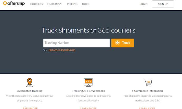 4140050111409 أفضل مواقع تتبع الشحنات والطرود والطلبيات عبر الانترنت