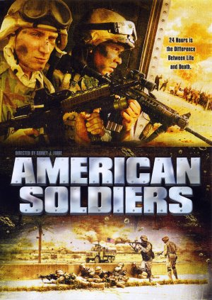 American Soldiers 2005 Dual Audio BRRip 480p 300mb