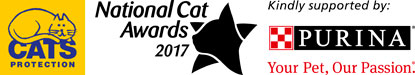 National Cat Awards 2017 logo