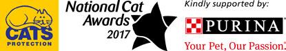 National Cat Awards 2017 logo