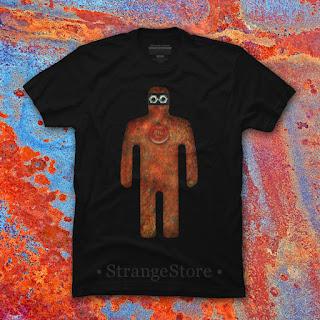 rustman, paul stickland, strangestore, funny t shirt,
