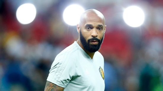 Thierry Henry Signs Three Year Managerial Deal With Monaco