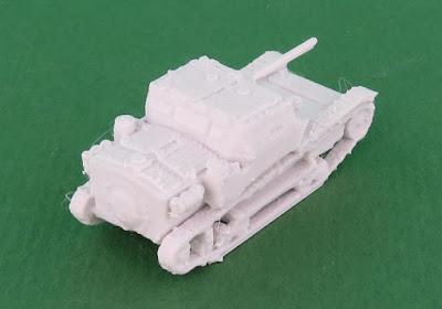 Carro Armato L3 Tankette picture 8