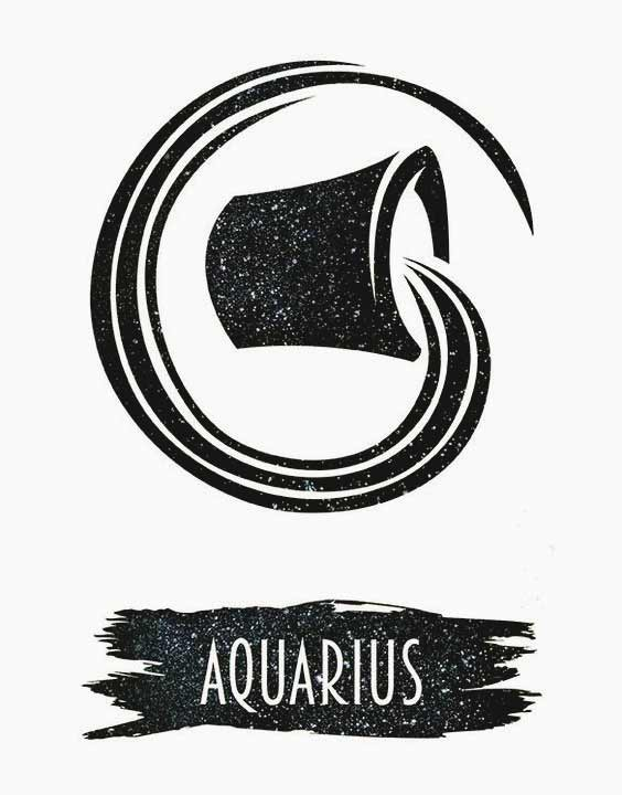 Best Aquarius tattoos for males