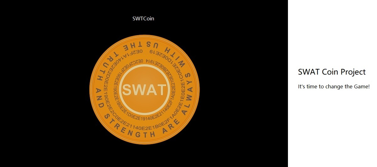 SWAT COIN Blog