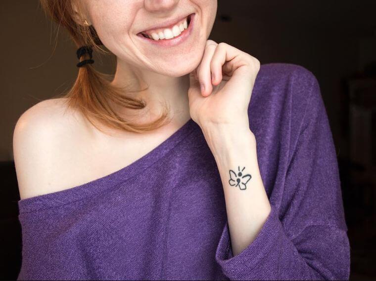 Semicolon Tattoos