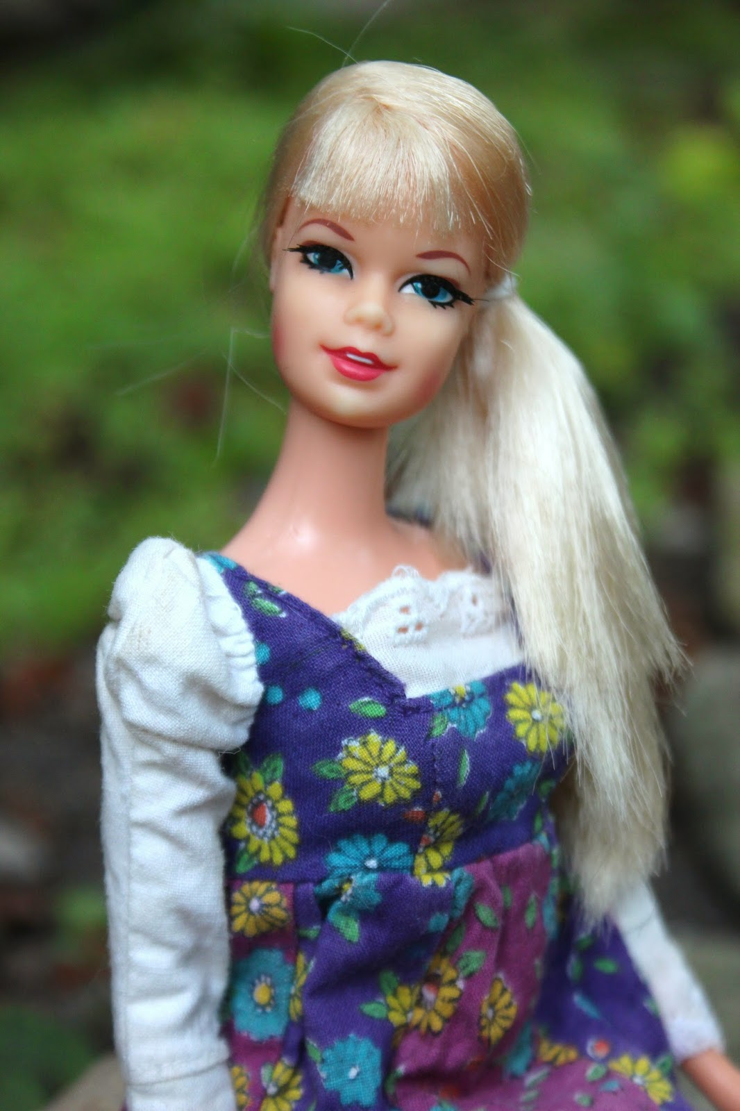 Planet Of The Dolls Doll A Day 197 Stacey Week Talking
