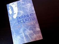 """""""Skrawki błękitu"""" - Lois Lowry"""