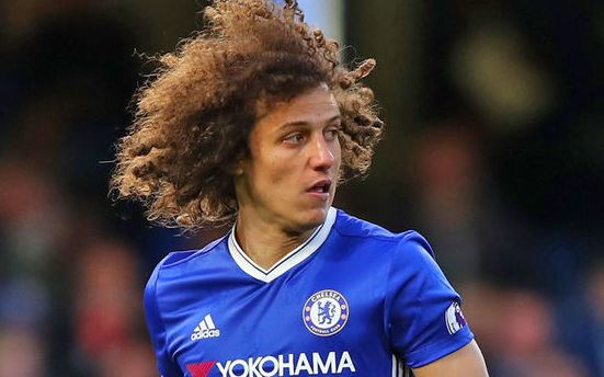 Chelsea defender David Luiz ruled out of Swansea City clash
