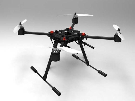 Multicopter Drone (Multi)