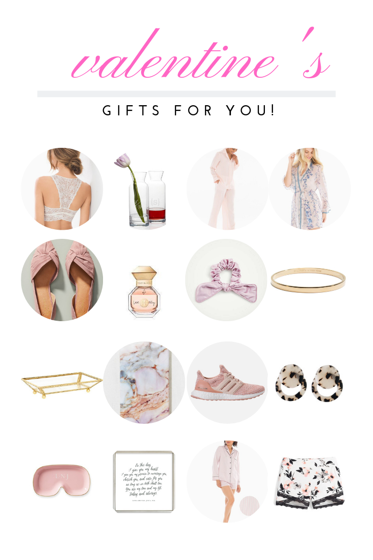 Treat Yourself: Valentine's Day Gifts for Her