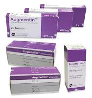 اوجمنتين مضاد حيوى Augmentin علاج الجيوب الانفية