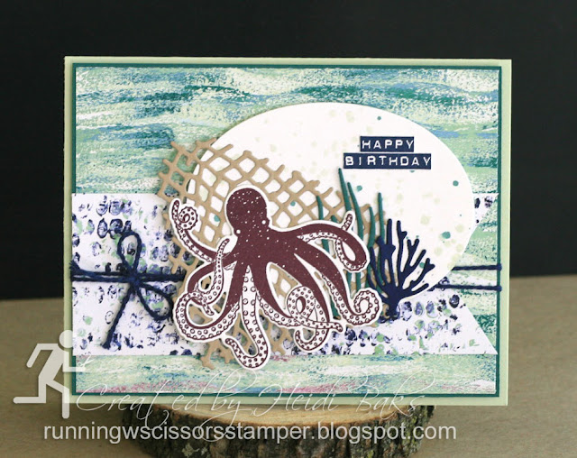 Stampin' Up! Sea of Textures