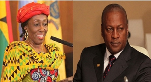 A Mother said to her son Mahama, you are incompetent – Konadu Rawlings