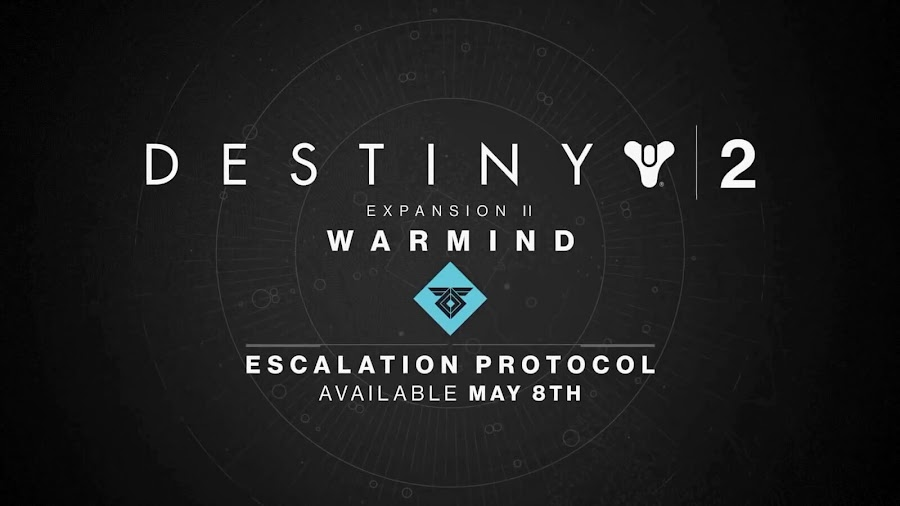 destiny 2 escalation protocol event