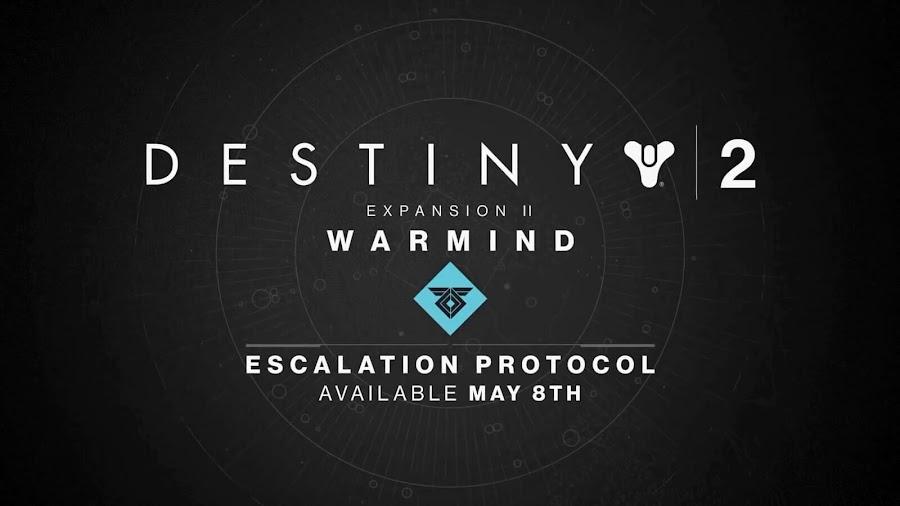 destiny 2 escalation protocol event