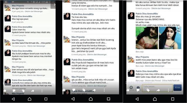 Spontan Pria Ini Tolak Nikahi Pasangannya lewat Facebook Setelah Tahu Bahwa…
