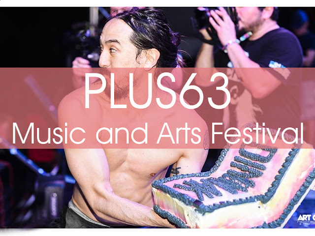 Plus63 Music and Arts Festival 2017 with Steve Aoki