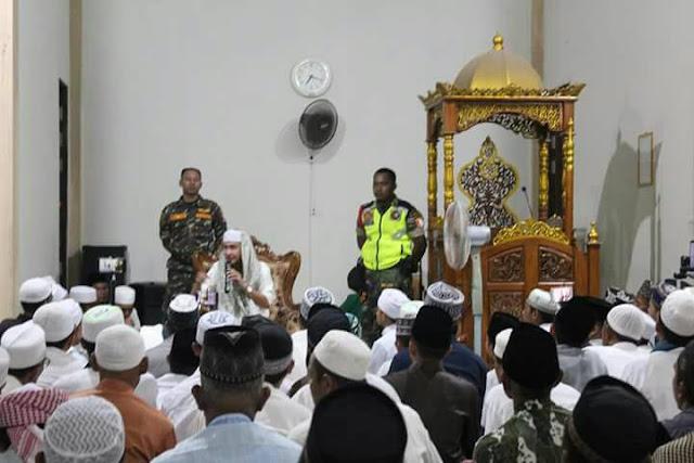 Walau Sering Dihina, Banser Kalbar Tetap Amankan Pengajian Habib Bahar bin Smith
